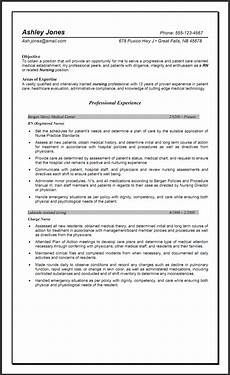 Resume Objective For Nurse Sample Resume For Nurses With Experience Sample Resumes
