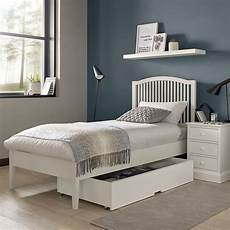 ashby white single 3ft bed frame upstairs downstairs