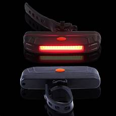 Powerful Mountain Bike Lights New Bicycle Light Rear Light Usb Rechargeable