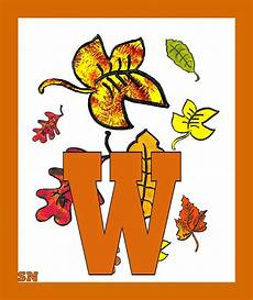 Fall Letters Template Children S Gems In My Treasure Box Welcome Fall Letter