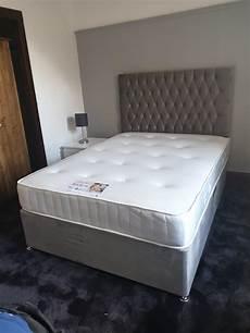 plush velvet divan bed discounted beds glasgow