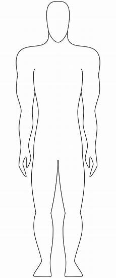 Human Outline Human Outline Clipart 10 Free Cliparts Download Images