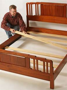 bed slats woodworker s journal how to