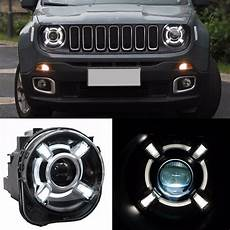 Jeep Renegade Hid Lights 2015 2018 For Jeep Renegade Hid Led Headlight With Drl And