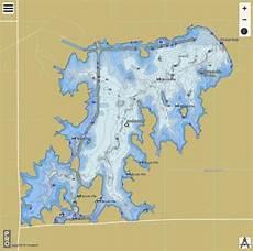 Sooner Lake Depth Chart Sooner Lake Fishing Map Us Aa Ok 01751974 Nautical