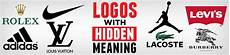 Logo For Clothing Clothing Logos With Hidden Meaning Secrets Of 10 Famous