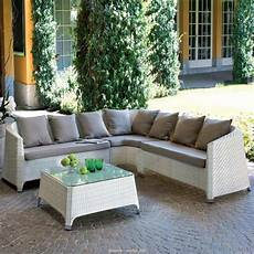arredo esterno rattan 5 divano in rattan usato jake vintage