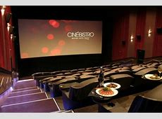CinéBistro at Town Brookhaven   Go Rolling Out