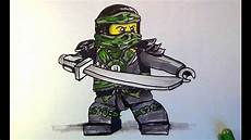 Ninjago Malvorlagen Lloyd How To Draw Lloyd From Lego Ninjago