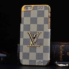 Designer 6s Case Louis Vuitton Iphone 6 And Iphone 6 Plus Damier Azur Case