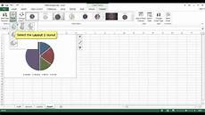 Design Tab Excel 2010 How To Use Design Tab In Ms Excel 2013 Youtube
