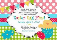 Egg Hunt Invitations Easter Egg Hunt Invitation Printable Spring Party By