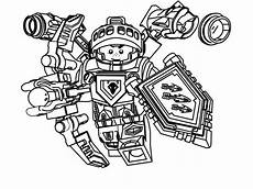nexo knights aaron ausmalbilder lego coloring pages