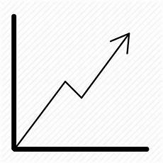 Spike Chart Data Graph Growth Increase Market Spike Statistics Icon