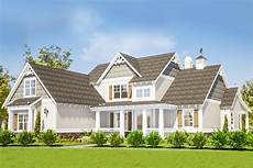 Storey Floor Plans Two Story Craftsman Home Plan With Floor Master