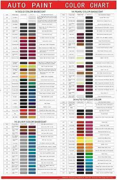 Automotive Color Charts Online China Free Auto Paint Color Chart China Car Paint Auto