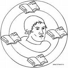 Malvorlagen Jungs Junior Ausmalbild Martin Luther
