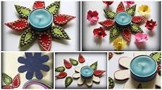 Tea Light Holder Crafts How To Make Decorative Tea Light Andle Holder Simple