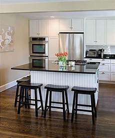 kitchen islands with seating for 2 26 modern and smart kitchen island seating options digsdigs