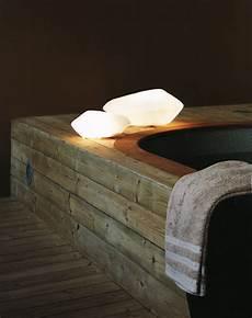 Stone Outdoor Lighting Oluce Outdoor Stones Lamps Outside Lighting Rocks Nova68 Com