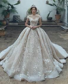 eslieb luxury high end custom made lace wedding dress 2019