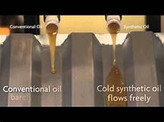 Synthetic Oil Color Chart Pennzoil Conventional Vs Synthetic Motor Oil Youtube
