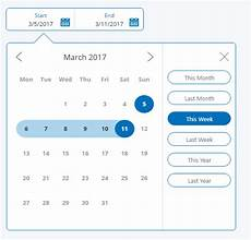 Angular Material Design Datepicker Paypal Style Date Picker For Angular Angular Script