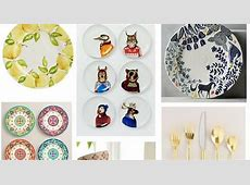 Unique & Whimsical Dinnerware   Love & Renovations