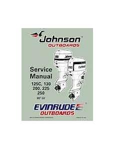 1997 200hp J200stleu Johnson Outboard Motor Service Manual