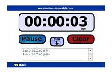 Downloadable Timer Download Stopwatch Stay On Top Stopwatch