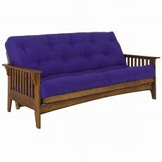 dundee solid oak timber futon sofa bed frame only