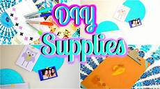 diy personalized school supplies 2016 how to