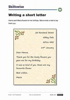 Example Of A Short Friendly Letter How To Create An Impressive Resume