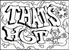 Graffiti Malvorlagen Word Graffiti Words Coloring Pages For Coloring Home