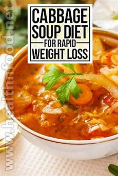 cabbage burning soup recipe for weight watchers
