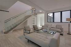 home interior railings frame less glass railings in chic side home