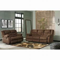 Signature Design By Tulen Gray Reclining Sofa And Loveseat Signature Design By Tulen Reclining Living Room