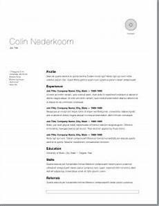 Good Looking Resume Designs 36 Beautiful Resume Ideas That Work
