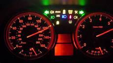 E90 Dash Light Meanings Bmw E90 Dashboard Test Youtube