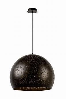 Black Ball Pendant Light Ball Pendant Light Black Gold 50cm Diameter E27 Myplanetled