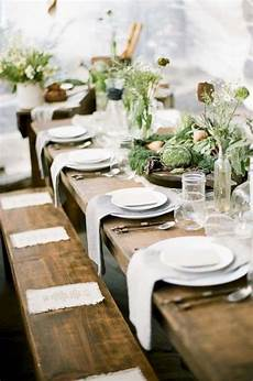 top 20 rustic outdoor table settings wedding i do s