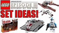 Lego Wars Malvorlagen List Lego Wars Episode 3 Of The Sith Set Ideas
