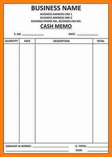 Travels Bill Book Format 5 Bill Book Format In Hindi Sample Travel Bill