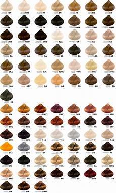 Wella Colour Id Chart Wella Color Charm Permanent Liquid Haircolor 1 4 Fl Oz