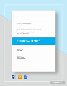 Technical Templates Free 8 Technical Report Samples In Ms Word Google Docs