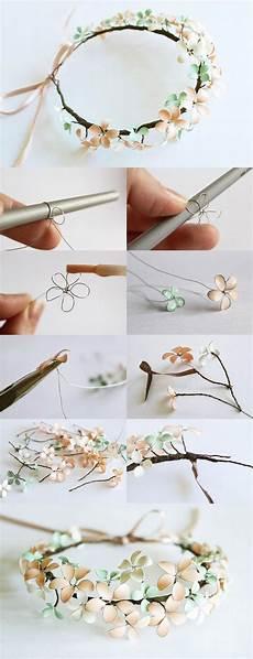 diy roupas customizao wedding diy nail wire headpiece next
