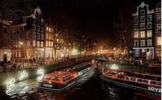 Amsterdam Light Festival Van Gogh Dates Amsterdam Light Festival Canal Cruise