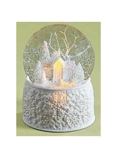 Light Up Christmas Globes Musical Christmas Snow Globes Ebay
