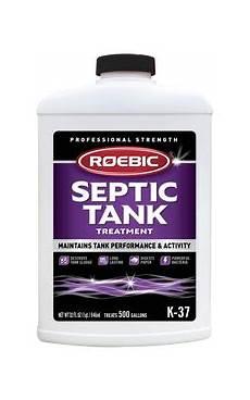 Septic Tanks Bacteria K 37 Septic Tank Treatment Roebic Laboratories Inc