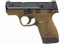 Smith And Wesson M P Shield 9mm Light Smith Amp Wesson M Amp P9 Shield 9mm Flat Dark Earth Fde With
